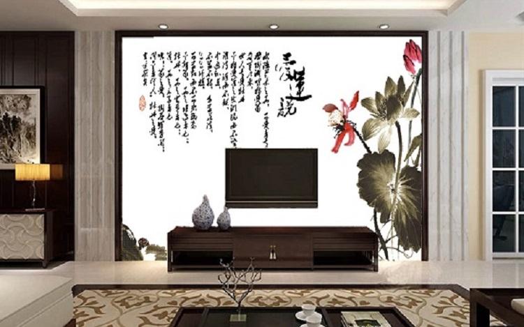 长沙家装丨电视背景墙的装修方式有哪些?