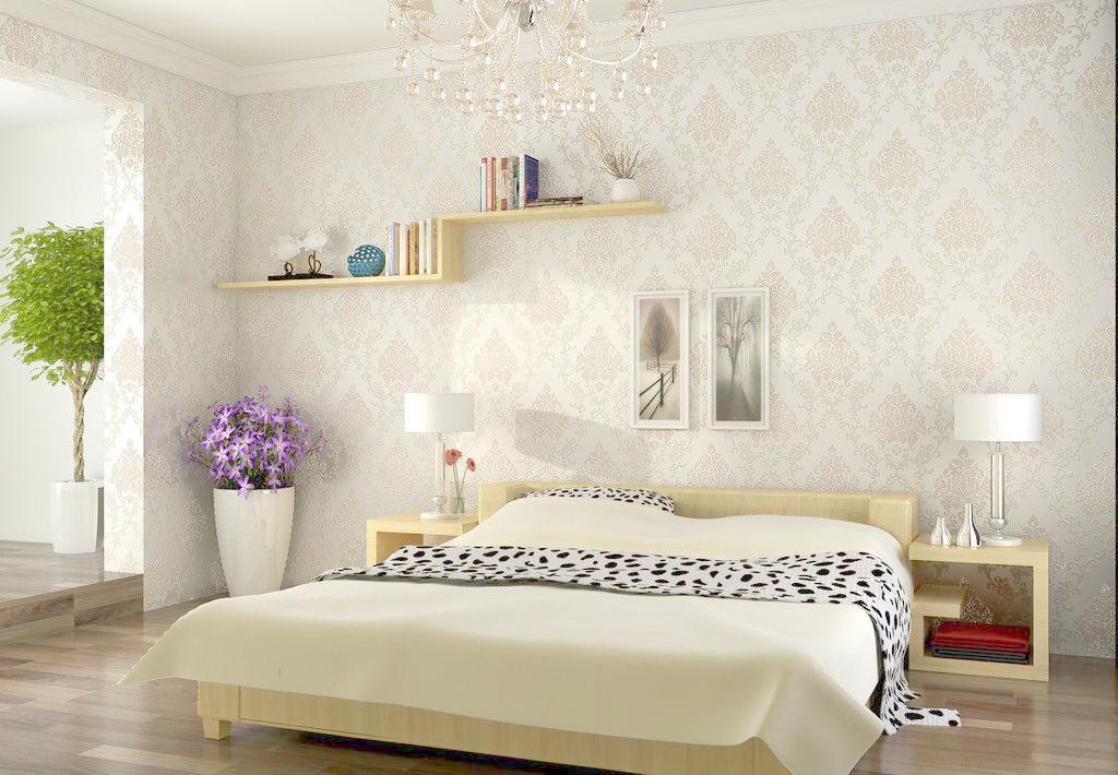 墙面装修铺贴墙纸如何才能保障装修质量?