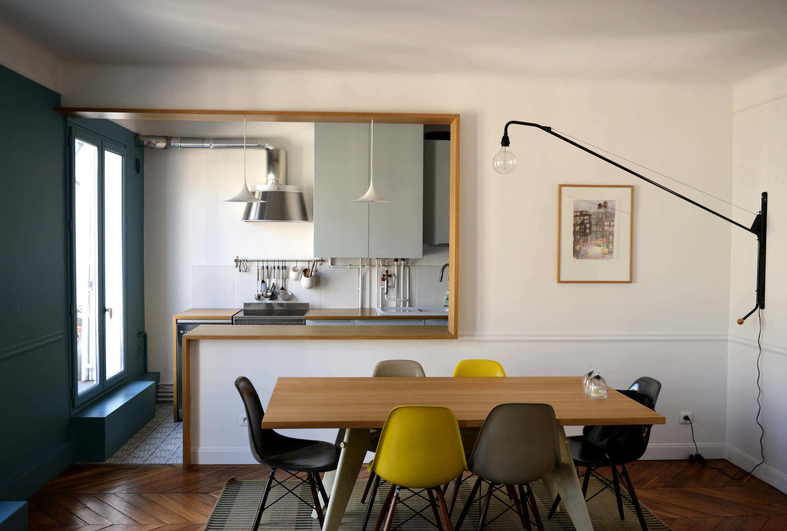 小户型餐厅怎么装修?合理利用空间很重要!