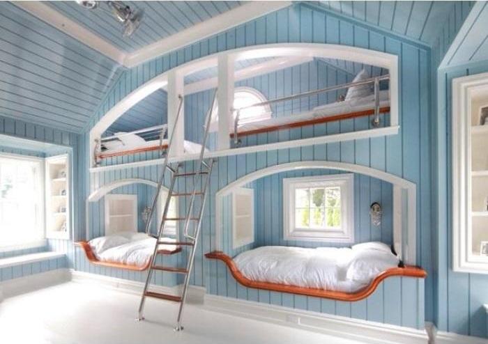 吊顶材料种类多,儿童房装修应该选择什么吊顶材料?