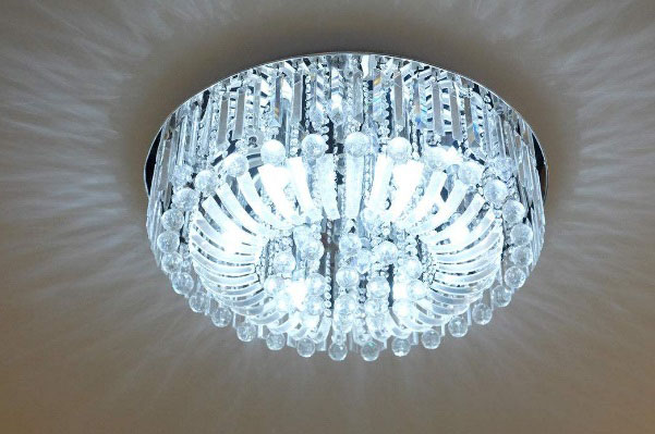 长沙装修公司丨吸顶灯的种类有哪些?