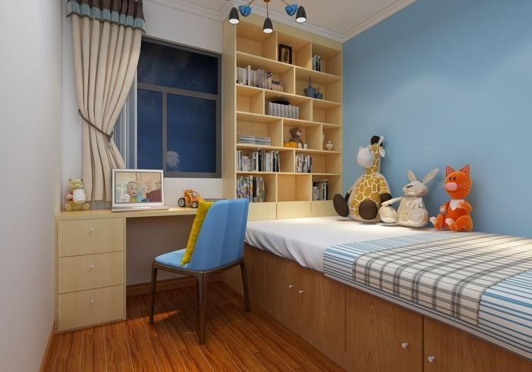 室内装修之书房装修选什么颜色?