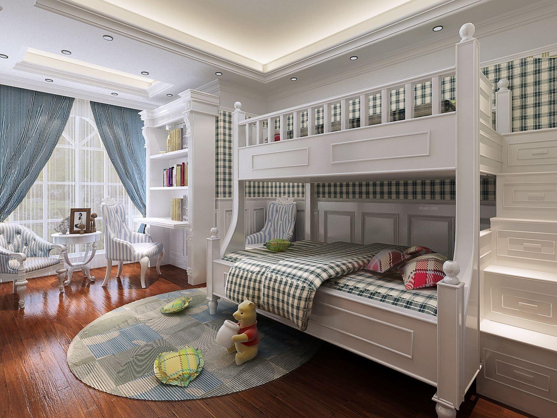 如何打造安全又环保的儿童房?家长们看过来!