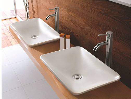 卫生间装修之如何选择洗手盆的高度和尺寸