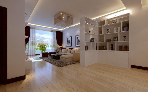客厅隔断怎么装修设计?哪些地方需要注意?
