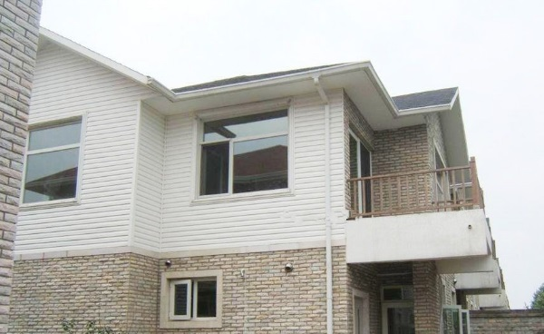 自建房外墙瓷砖选择什么颜色比较好看?