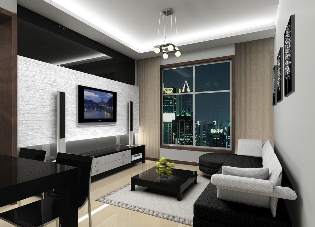 客厅装修如何选购电视柜?这三点很重要!