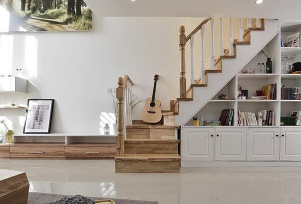 复式户型中的楼梯怎么装修?有哪些装修误区?