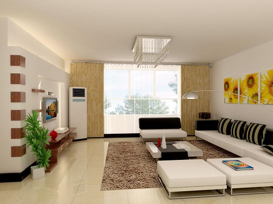 房屋装修之室内软装的主要内容有哪些?