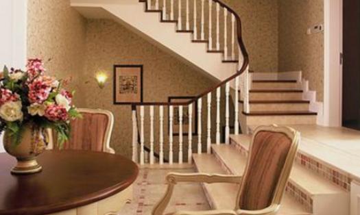 长沙装修公司丨室内装修之楼梯装修材料的组成部分