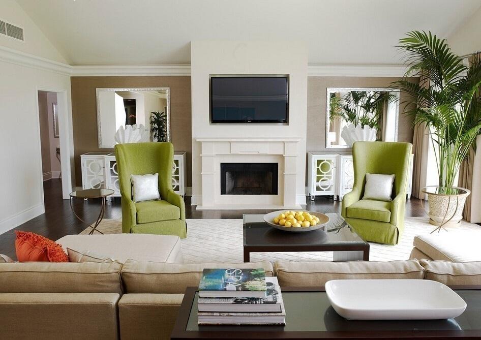 长沙装修公司丨客厅装修之家具怎么合理摆放?