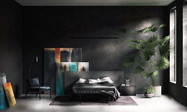 新房装修这样配色,随便一处做背景都是一张艺术照!