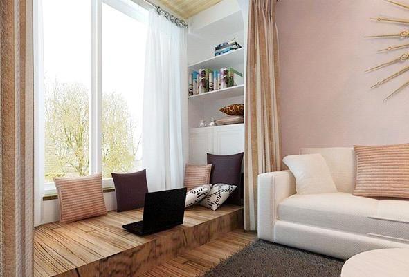 长沙装饰丨阳台榻榻米怎么设计好看又实用?