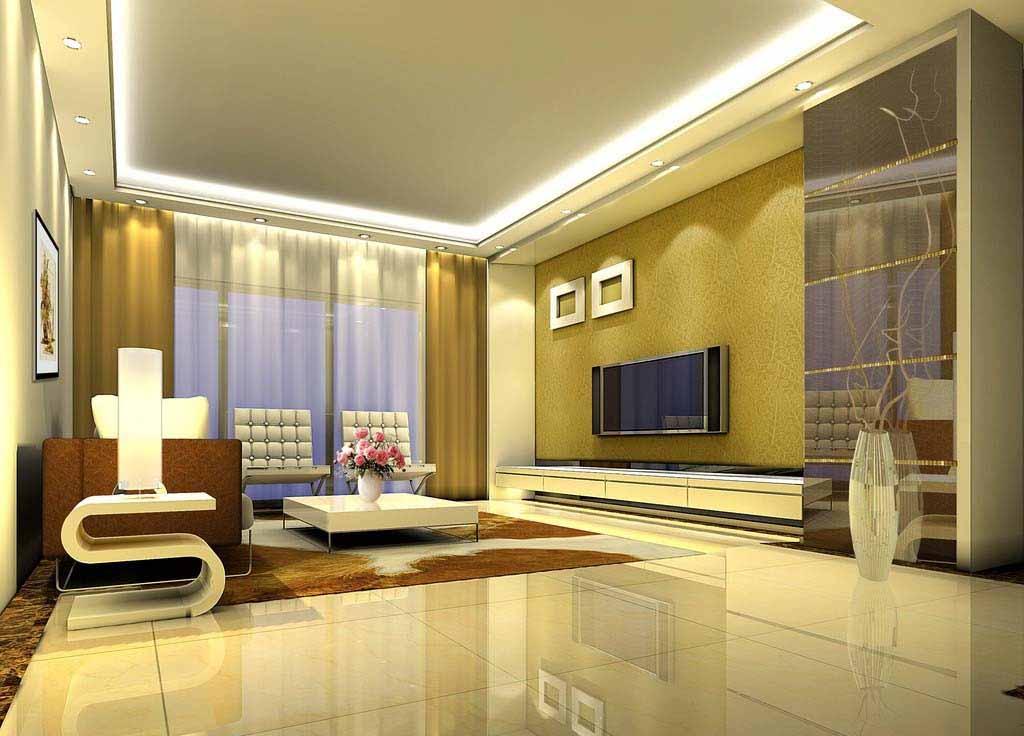 客厅背景墙怎么设计?掌握这8个方法,让家更美更大气!
