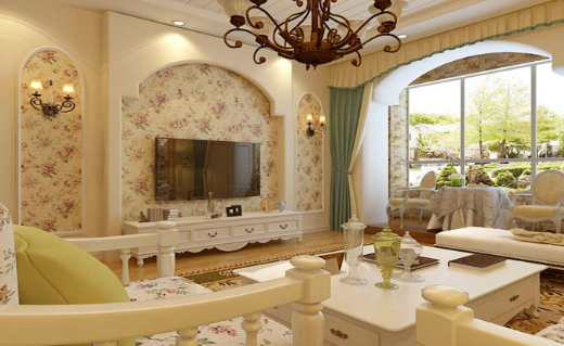 长沙装饰公司丨田园风格装修的特点是什么