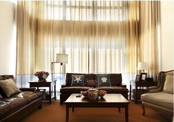 别墅客厅怎么装修?客厅风格混搭如何装?