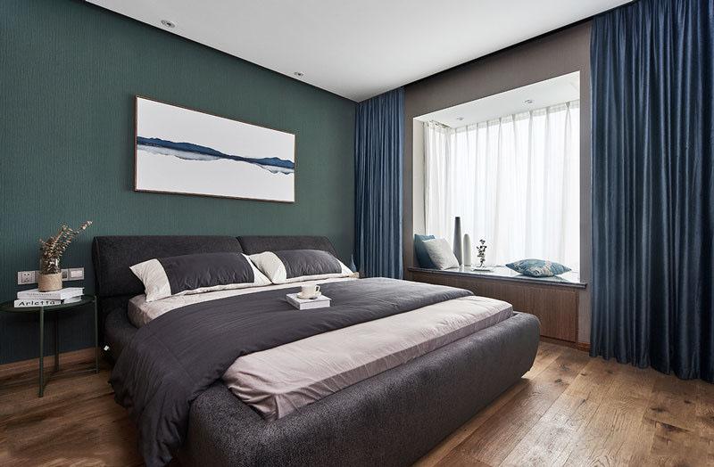 卧室飘窗装修常用材质和注意事项有哪些?