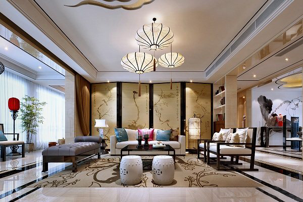 室内装修中的灯饰如何搭配?不同空间灯饰搭配技巧