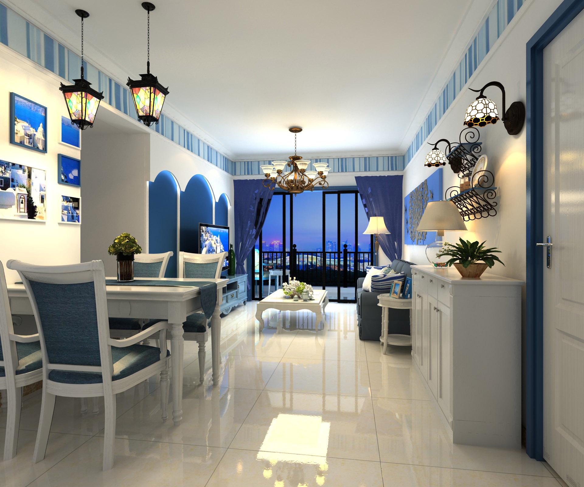 长沙家装丨地中海风格装修注意要点有哪些?