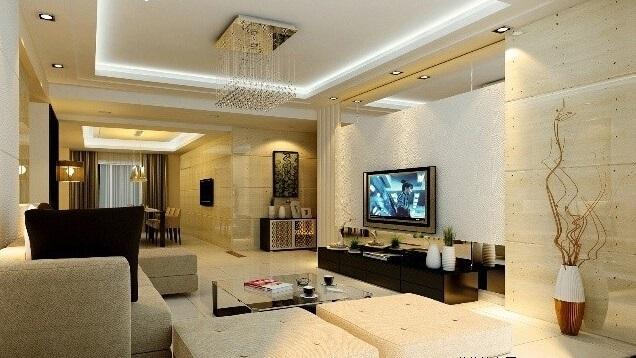 客厅电视柜怎么选?有哪些地方需要注意?