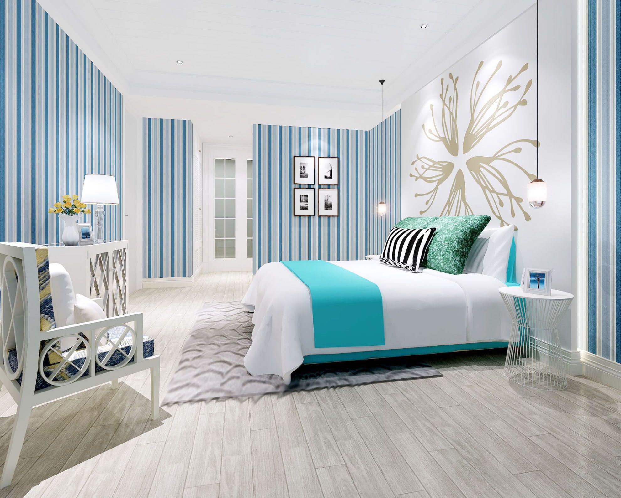 卧室装修灯饰这样搭配 好看又温馨!