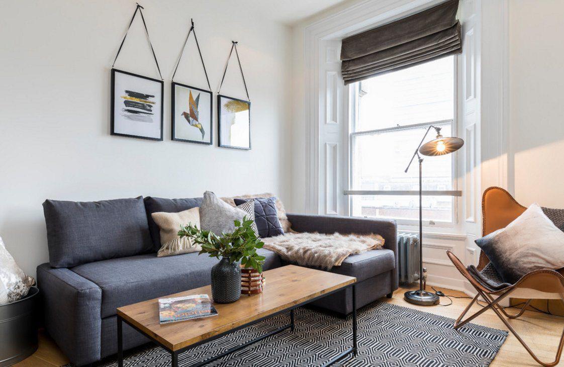 房子空间面积小怎么装修?掌握这些技巧,房子明亮又宽敞!