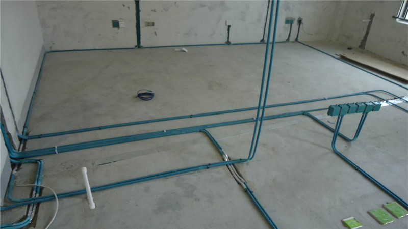 家装中水电改造的基础流程