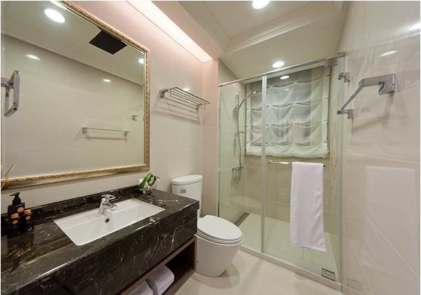 卫生间怎么设计?注意这几个要点,打造高品质卫生间!