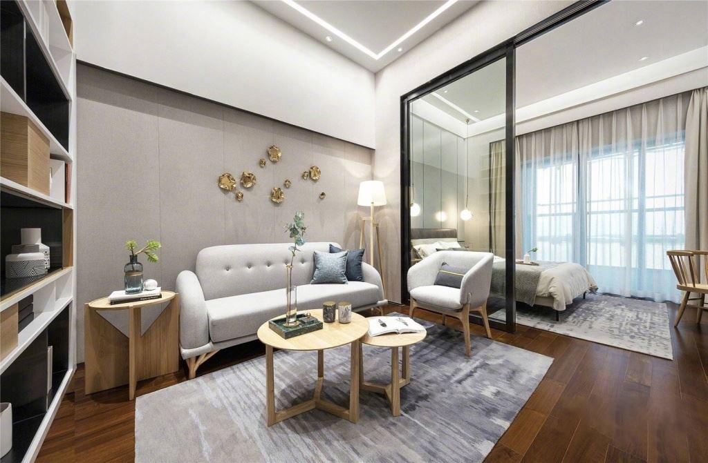 客厅面积不够大如何装修才能宽敞舒适?