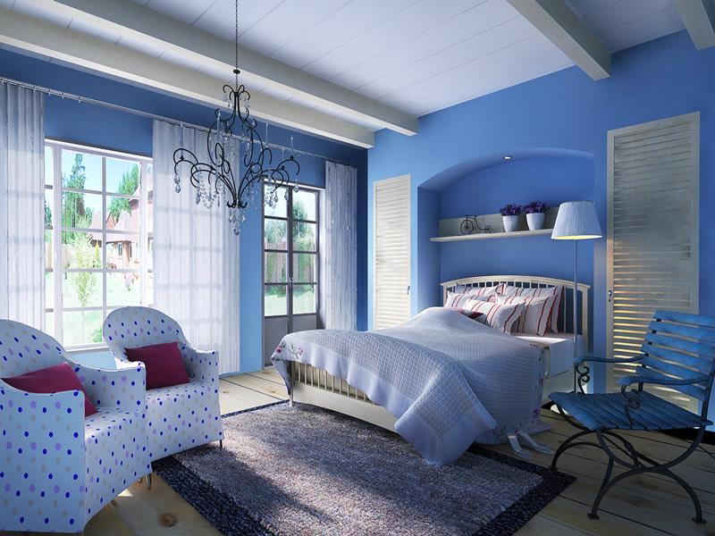 长沙装修公司丨卧室装修一般需要哪几个功能区