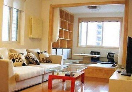 户型小客厅空间不够怎么设计