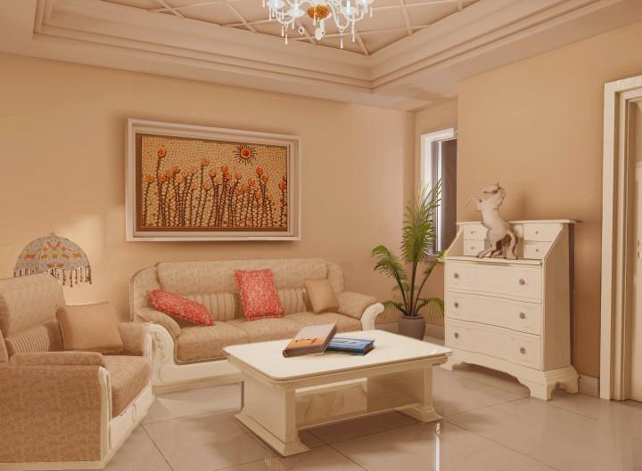 起居室与客厅的区别是什么?设计时需要注意哪些要点?