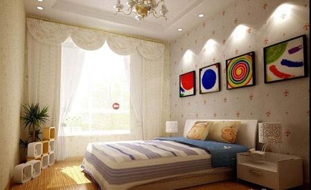 卧室面积小?装修时应该如何布置