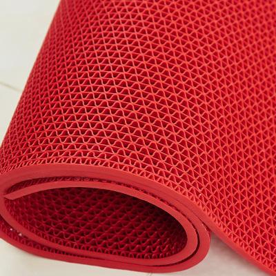 卫生间地垫材料有哪些?选择什么材质的地垫比较好?