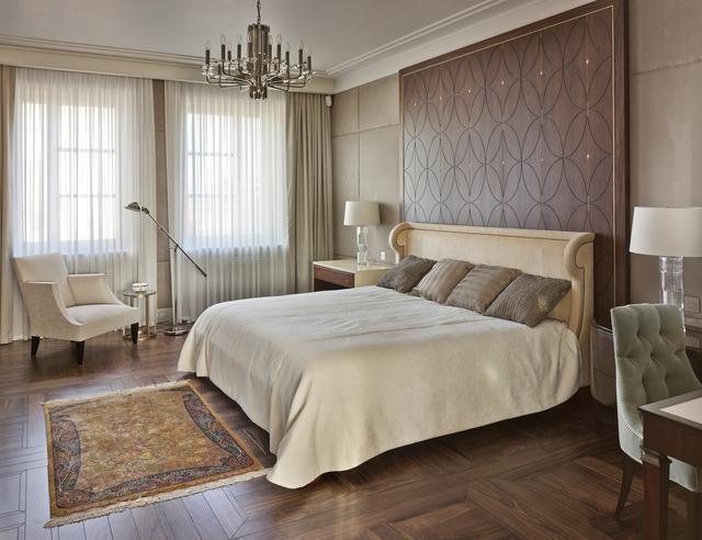 卧室装修铺贴什么木地板会比较好?