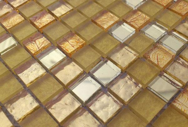 长沙家装丨玻璃马赛克瓷砖铺贴流程介绍