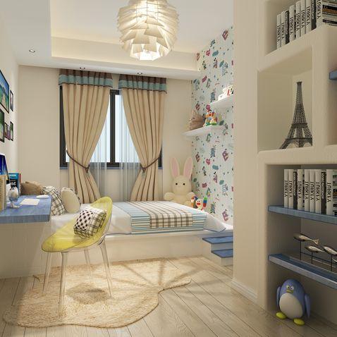 儿童房家具选购技巧及注意事项有哪些?不同年龄段怎么挑选?