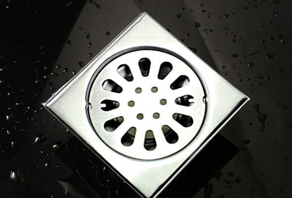 厨房地漏易反水反味?找对原因针对性解决