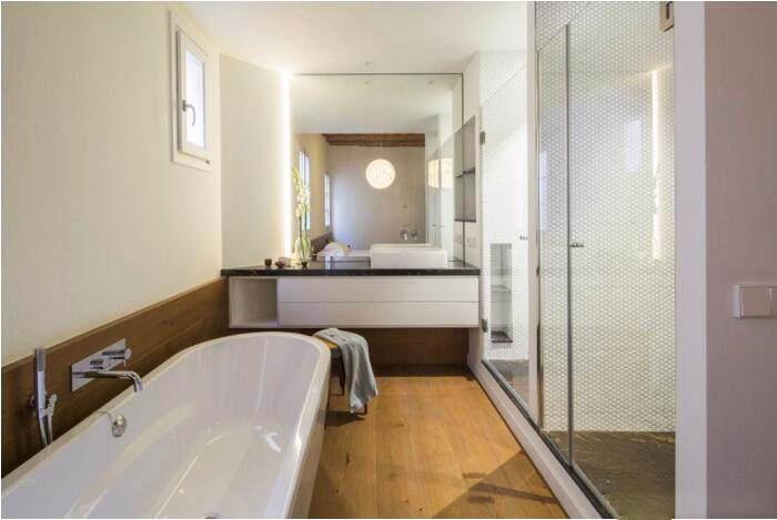现代风格公寓这样装修,每天都像在度假!