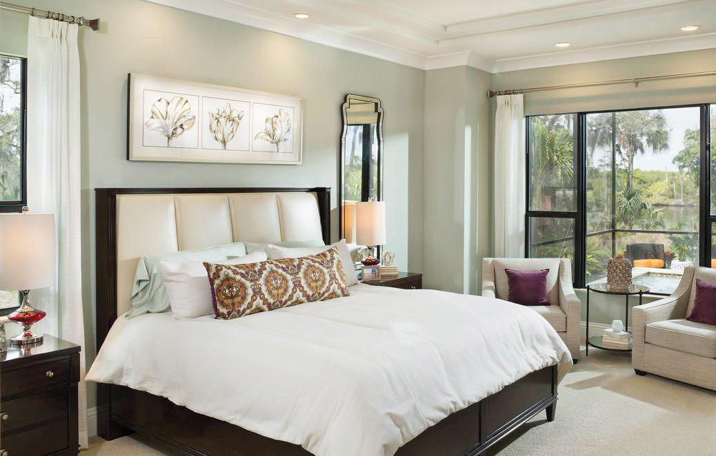 卧室装修颜色怎么搭配?选择什么颜色有助于睡眠
