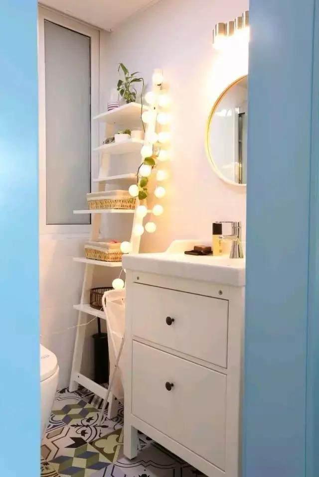 简约风格一室一厅 只要用心经营 小家也温馨!