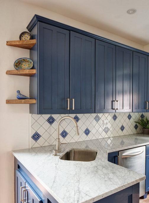 地中海风格厨房装修要素有哪些?