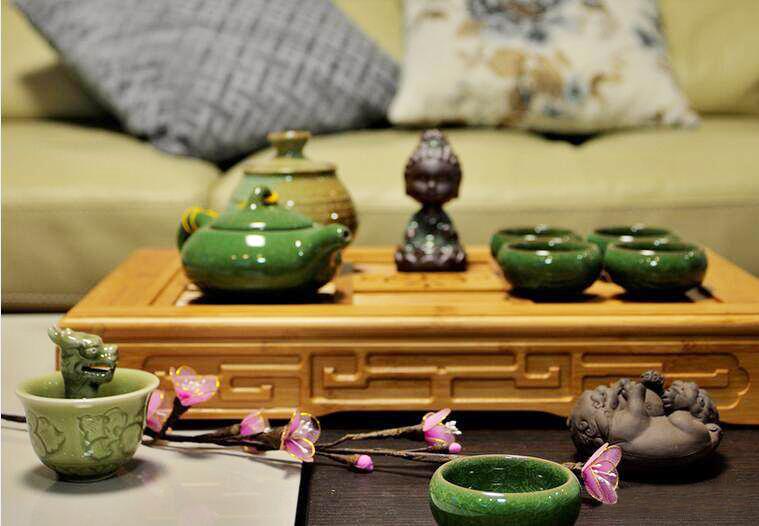 新中式风格装修效果图 中国传统风格文化的延续