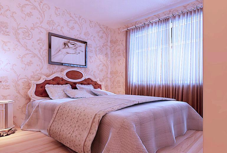 划重点!卧室壁纸选购三要素,值得收藏!