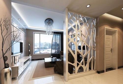 客厅隔断设计如何做?这些隔断方式值得一试!