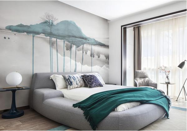 白墙如何装饰,不同空间的墙壁怎么装饰好看又不枯燥?