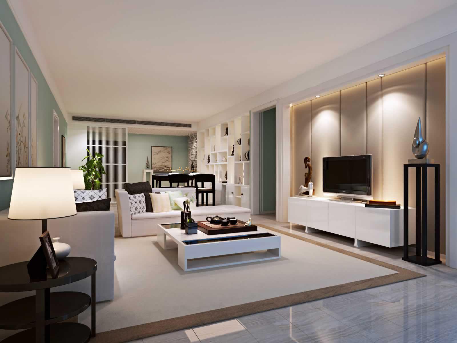 电视柜尺寸如何选?不同风格电视柜高度是多少?