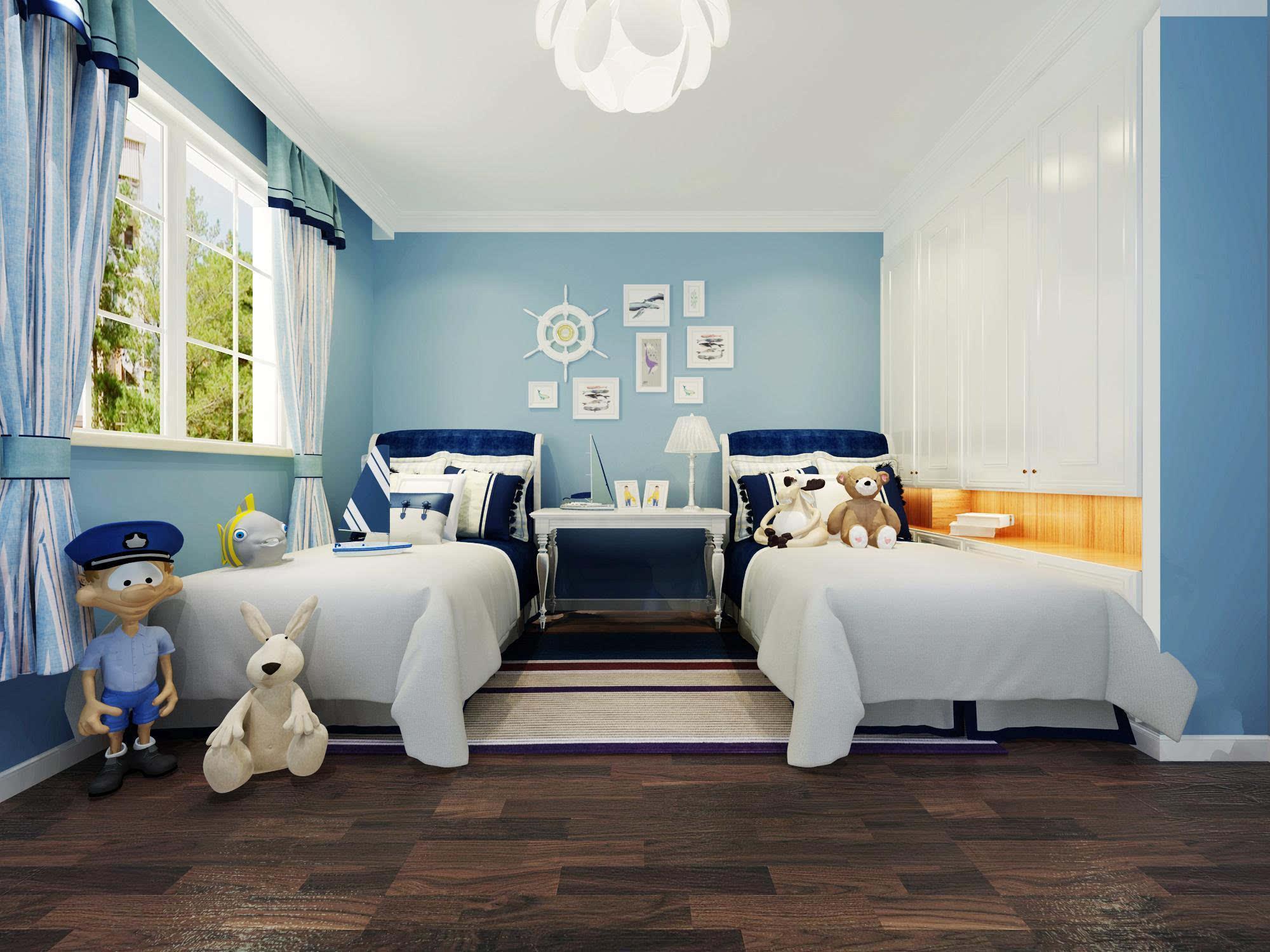 儿童房装修涂刷油漆有讲究,油漆选择注意事项介绍