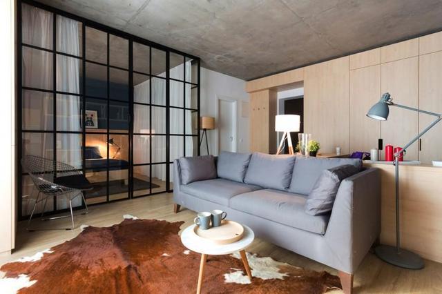 中小户型客厅怎么装修显得空间大?