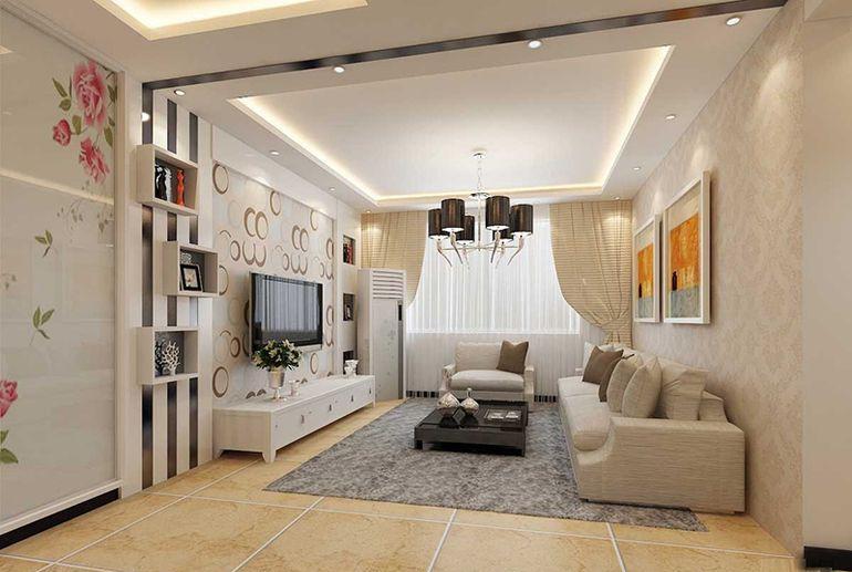 你家客厅的灯光装饰合理吗